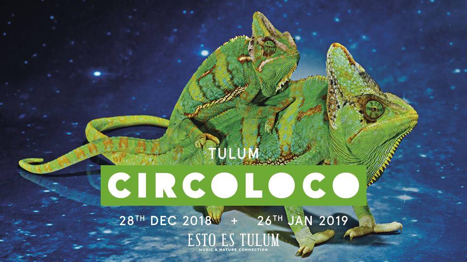 Circoloco Esto Es Tulum Opening Party